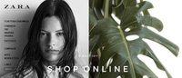 Zara refuerza su presencia en Grecia con el lanzamiento de la tienda 'online'