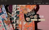 Gucci launches China e-tail site