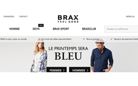 Brax startet mit Online-Shop in der Schweiz