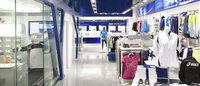 Asics prépare une boutique à Paris pour la fin de l'année