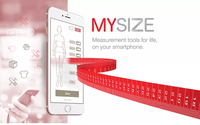 MySize Inc is testing a garment measurement app