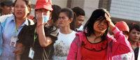 Cambodge: les ouvriers du textile face à un état inflexible