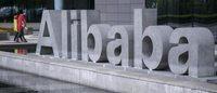 Ação da chinesa Alibaba salta 38% em estreia em NY