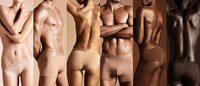 Marca lança coleção com seis tons de nude