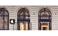 Apple to open a store on the Champs-Elysées, replacing Queen