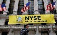 Snapchat owner Snap raises $3.4 billion in IPO