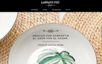 La firma de moda uruguaya Lolita eleva la apuesta y lanza su propia línea para el hogar