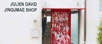 世界初の路面店を都内にオープンしたジュリアン・デイヴィッド、ラグジュアリーなストリートウェアが人気