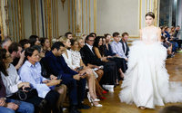 Kaviar Gauche zeigen Bridal Couture Kollektion auf der Paris Fashion Week