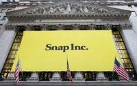 """Börsenstar Snapchat: """"Ein goldenes Podium für die Mode"""""""