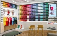 Lacoste launches new store concept at Westfield London