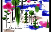 Lanzarote y un iPad, las armas de Julien Fournié para crear Alta Costura