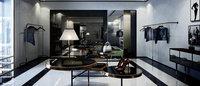 Pierre Balmain a ouvert sa première boutique italienne