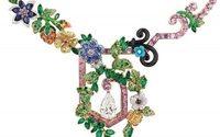 Haute Joaillerie : les jardins du château de Versailles à l'honneur chez Dior