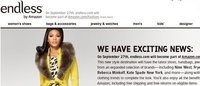 Amazon to close fashion website endless.com
