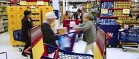 Carrefour et Cora/Match: une nouvelle alliance dans la grande distribution