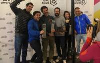 Produto do Ano da ISPO 2019 ganho pela Berg Outdoor