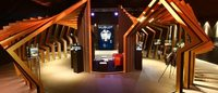 Hublot opens in Singapore its largest pop-up store