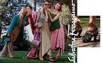 Модный дом Salvatore Ferragamo анонсировал кампанию сезона Весна-лето 2019