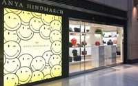 Anya Hindmarch and Smiley link for campaign