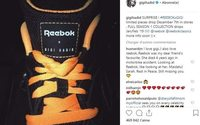 Gigi Hadid, de embajadora a codiseñadora de Reebok