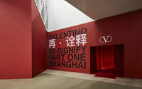 Pierpaolo Piccioli on Valentino's new experiential Re-signify Part One Shanghai