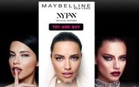 Maybelline partners with YouCam for NYFW AR beauty experience