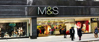 Profits rise at M&S after four years but fashion sales fall