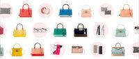 フルラのCandyバッグが文房具やヘアアクセサリーに 限定コレクション4月発売