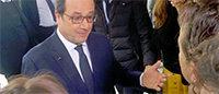François Hollande : « Nous devons avoir des entreprises pour prendre toute notre place dans le monde »
