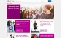 Ebay taps into celebrity fashion with shoppable images
