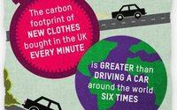 Oxfam profite de la Fashion Week de Londres pour promouvoir la seconde main