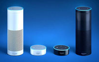 Amazon launches smart speakers suite in Mexico