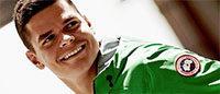 Canada Goose: le tennisman Milos Raonic en égérie