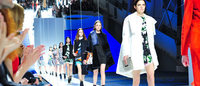 Dior in Brooklyn mit Cruise 2015