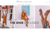 Mime et moi erweitern Online-Shop