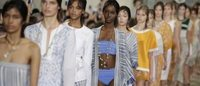 Tory Burch kicks off NYFW day six