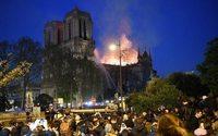 I gruppi del lusso scendono in campo per la ricostruzione di Notre-Dame