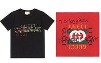Gucci пишет от руки