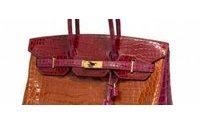 Record mondial pour un sac Birkin de Hermès: 63 800 euros aux enchères