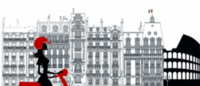 Le Comité du Faubourg Saint-Honoré décore le quartier à l'italienne