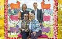 Manish Arora entwickelt Skulpturenpark für Swarovskis eigenes Mela-Sommerfest