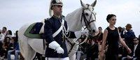 ModaLisboa: O dia em que a banda da GNR, a cavalo, abriu um desfile