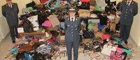 GdF Latina distrugge circa 7.000 prodotti illegali sequestrati