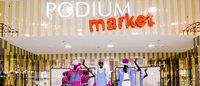 PODIUM market открыл новый магазин в ТРЦ Европейский