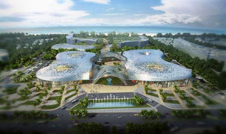三亚海棠湾免税购物中心招商完成 8月底正式开业