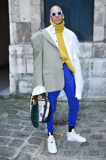 Street Fashion Paris N274