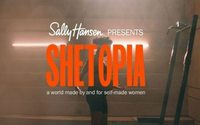 Sally Hansen imagines a 'Shetopia' for first global campaign