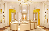 Cartier opens revamped Bond Street store