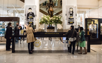 Selfridges, grand magasin le plus actif sur Snapchat
